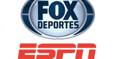 FOX e ESPN terminan transmisiones en vivo por coronavirus