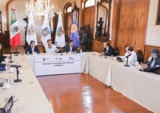 Coahuila, NL y Tamaulipas piden regular frontera con EU por coronavirus
