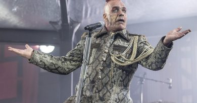 Rammstein desmiente que Till Lindemann tiene coronavirus