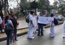 Acusan médicos del IMSS La Raza falta de insumos