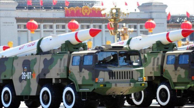China invita a EU para reducir su arsenal nuclear