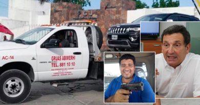 Grúas Abimerhi, promotora de la ilegalidad, vuelve a hacer de las suyas