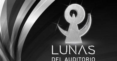 Cancelada la entrega de las Lunas de Auditorio 2020