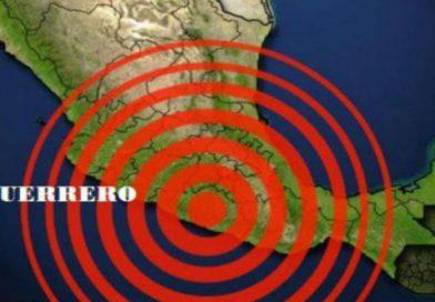 Sacuden sismos a Chiapas y Guerrero este jueves