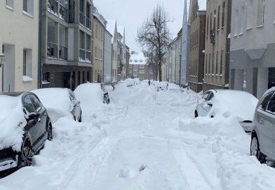 Tormenta Darcy congela el tráfico en Europa