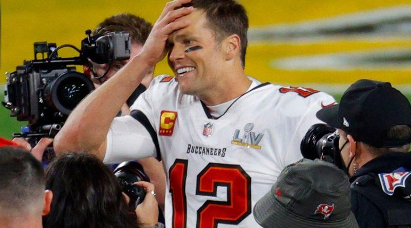 Buccaneers  gana el Super Bowl LV